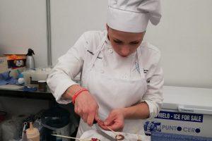Alumnat de Cuina i Gastronomia a Horecca